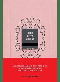 Burn after writing, de Sharon Jones