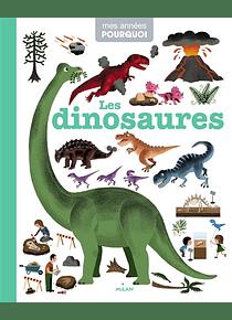 Mes années pourquoi - Les dinosaures