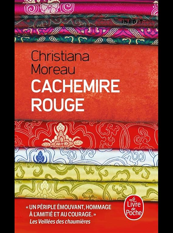 Cachemire rouge, de Christiana Moreau