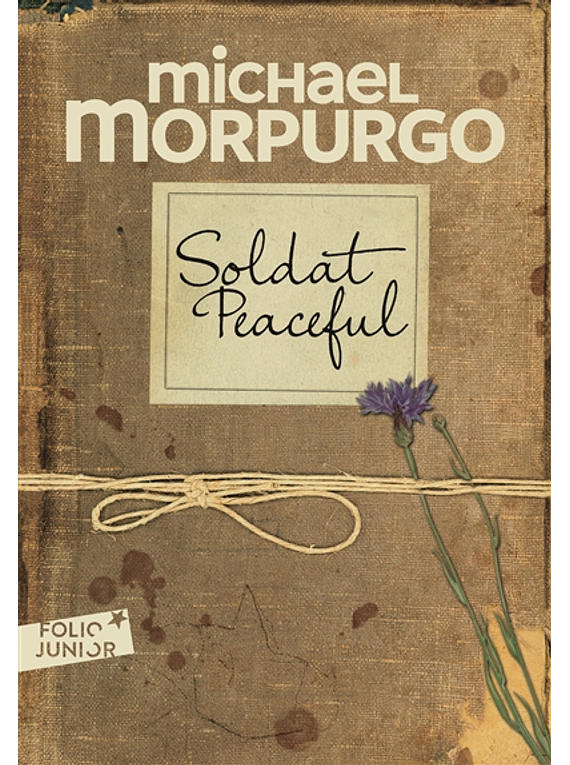 Soldat Peaceful, de Michael Morpurgo