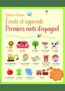 Ecoute et apprends - Premiers mots d'espagnol