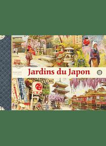 Cahier illustré Jardins du Japon