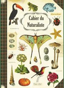 Cahier imagier du naturaliste