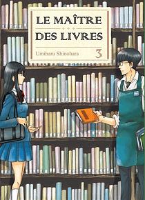 Le maître des livres 3, de Umiharu Shinohara