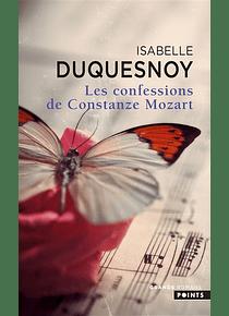 Les confessions de Constanze Mozart, de Isabelle Duquesnoy