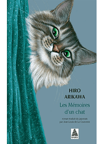 Les mémoires d'un chat, de Hiro Arikawa