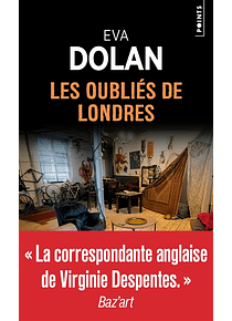 Les oubliés de Londres, de Eva Dolan