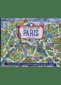 Voyage, découvre, explore - Paris