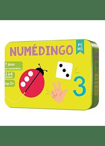 Numédingo (PS, MS)