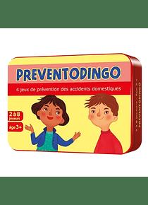 Preventodingo : 4 jeux de prévention des accidents domestiques