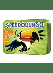 Speedodingo 4 jeux d´orthographe