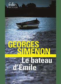 Le bateau d'Emile, de Georges Simenon