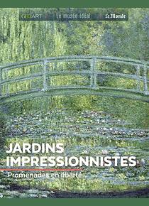 Jardins impressionnistes, promenades en liberté, de Sylvie Girard-Lagorce