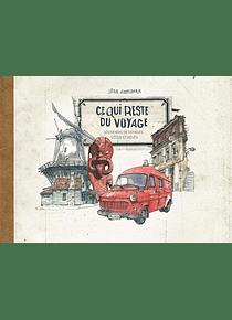 Ce qui reste du voyage, de Jörg Asselborn