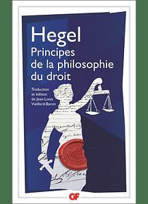 Principes de la philosophie du droit, de Hegel