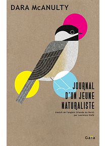 Journal d'un jeune naturaliste, de Dara McAnulty