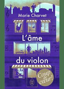 L'âme du violon, de Marie Charvet