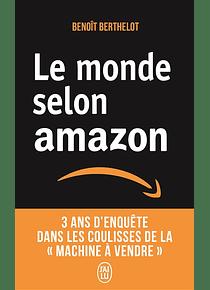 Le monde selon Amazon, de Benoît Berthelot