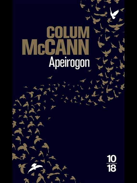 Apeirogon, de Colum McCann