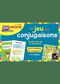 Le jeu des conjugaisons - CM1-CM2 - 9/11 ans