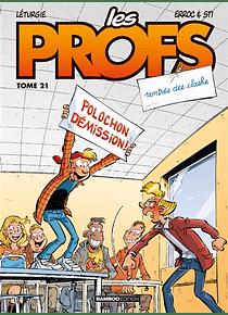 Les profs - Rentrée des clashs, de Erroc & Sti