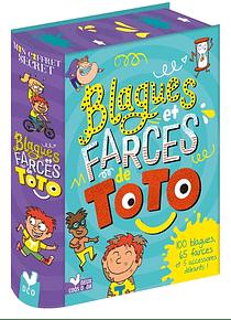 Blagues et farces de Toto : 100 blagues, 65 farces et 5 accessoires délirants !