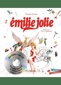 Emilie Jolie, de Philippe Chatel et Eric Puybaret