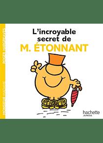 Les Monsieur Madame - L'incroyable secret de M. Etonnant, de Roger Hargreaves