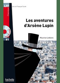 Les aventures d'Arsène Lupin, de Maurice Leblanc - Niveau B1