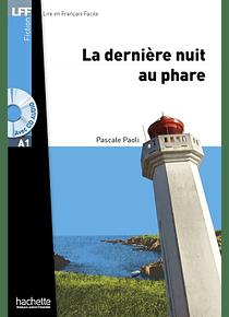 La dernière nuit au phare, de Pascale Paoli - Niveau A1