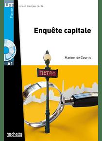 Enquête capitale, de Marine Decourtis - Niveau A1