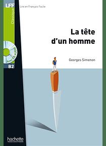 La tête d'un homme, de Georges Simenon - Niveau B2