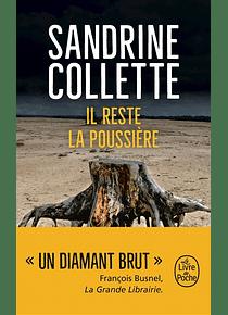 Il reste la poussière, de Sandrine Collette