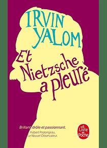 Et Nietzsche a pleuré, de Irvin Yalom