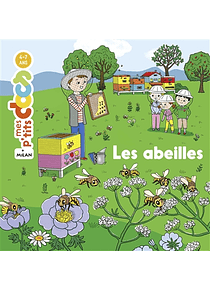 Les abeilles, de Stéphanie Ledu et Emeri Hayashi