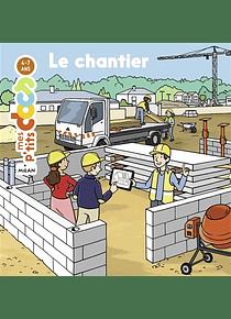 Le chantier, de Stéphanie Ledu et Fabien Laurent