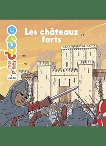 Les châteaux forts, de Stéphanie Ledu et Benjamin Strickler