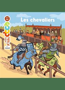 Les chevaliers, de Stéphanie Ledu et Wouzit
