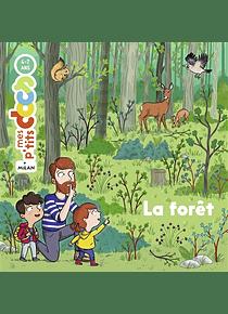 La forêt, de Stéphanie Ledu et Camille Roy