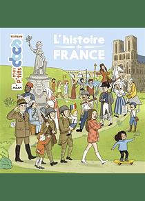 L'histoire de France, de Stéphanie Ledu et Cléo Germain