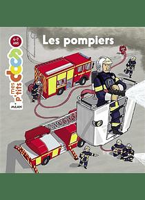Les pompiers, de Stéphanie Ledu et Éric Gasté