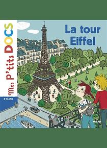 La tour Eiffel, de Stéphanie Ledu et Eglantine Ceulemans