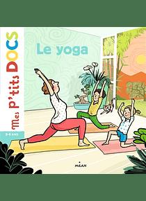 Le yoga, de Stéphanie Ledu et Maud Riemann