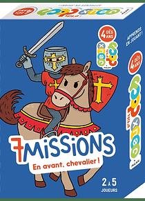 7 missions - En avant, chevalier !