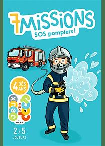 7 missions - SOS pompiers !