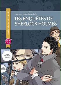 Les Classiques en Manga - Les enquêtes de Sherlock Holmes