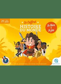 Le coffret histoire du Monde : Le livre + Le jeu