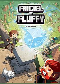 Frigiel et Fluffy - Le bloc originel, de Frigiel et Jean-Christophe Terrien et Minte