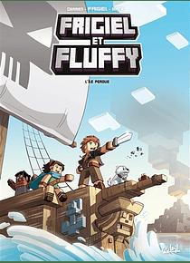 Frigiel et Fluffy - L'île perdue, de Frigiel, Jean-Christophe Terrien et Minte