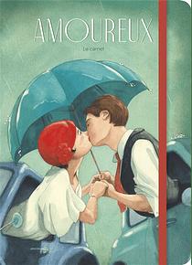 Amoureux : le carnet, de Hélène Delorge et Quentin Gréban